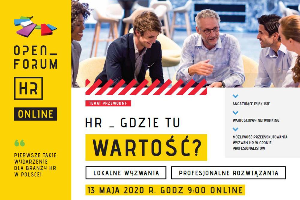 I HR Open Forum