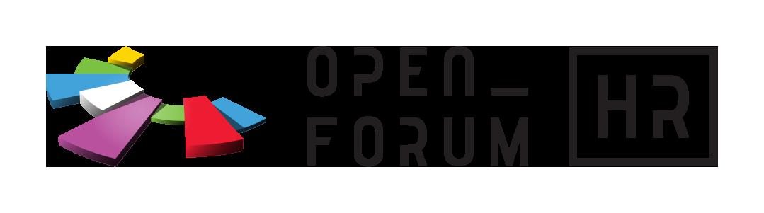 Open Forum - logo HR poziom
